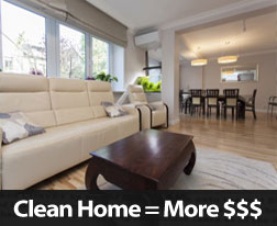 Study Shows 568% ROI On Home Cleaning Investment